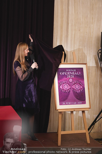 Opernball PK - Wiener Staatsoper - Di 14.01.2020 - Maria GROßBAUER (GROSSBAUER)29