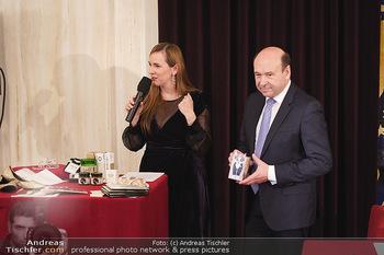Opernball PK - Wiener Staatsoper - Di 14.01.2020 - Dominique MEYER, Maria GROßBAUER (GROSSBAUER)31