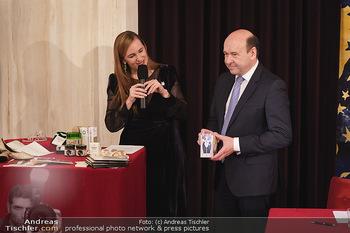 Opernball PK - Wiener Staatsoper - Di 14.01.2020 - Dominique MEYER, Maria GROßBAUER (GROSSBAUER)32