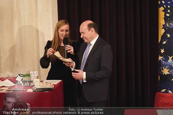 Opernball PK - Wiener Staatsoper - Di 14.01.2020 - Dominique MEYER, Maria GROßBAUER (GROSSBAUER)33