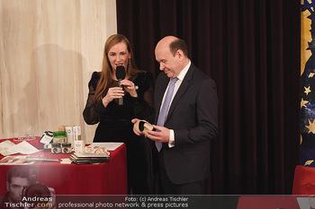 Opernball PK - Wiener Staatsoper - Di 14.01.2020 - Dominique MEYER, Maria GROßBAUER (GROSSBAUER)34
