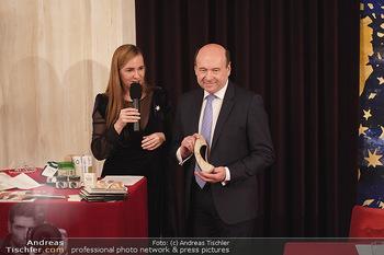 Opernball PK - Wiener Staatsoper - Di 14.01.2020 - Dominique MEYER, Maria GROßBAUER (GROSSBAUER)35