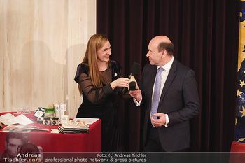 Opernball PK - Wiener Staatsoper - Di 14.01.2020 - Dominique MEYER, Maria GROßBAUER (GROSSBAUER)36
