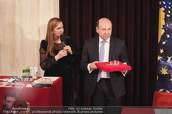 Opernball PK - Wiener Staatsoper - Di 14.01.2020 - Dominique MEYER, Maria GROßBAUER (GROSSBAUER)40