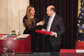 Opernball PK - Wiener Staatsoper - Di 14.01.2020 - Dominique MEYER, Maria GROßBAUER (GROSSBAUER)41