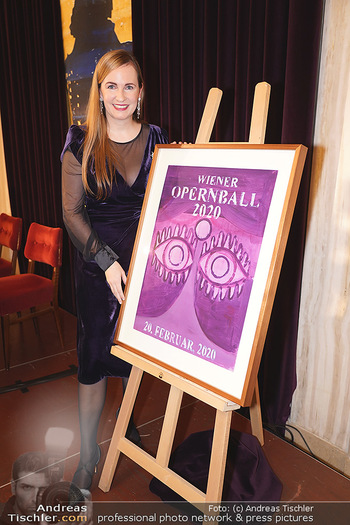 Opernball PK - Wiener Staatsoper - Di 14.01.2020 - Maria GROßBAUER (GROSSBAUER)42