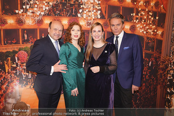 Opernball PK - Wiener Staatsoper - Di 14.01.2020 - Dominique MEYER, Maria GROßBAUER (GROSSBAUER), Alfons HAIDER, T49