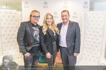 Beauty & Spa Opening - Palais Esterhazy, Wien - Di 14.01.2020 - Die Geissens (Carmen und Robert GEISS), Markus WISCHENBART3