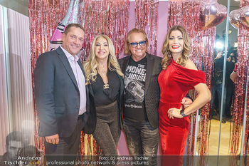 Beauty & Spa Opening - Palais Esterhazy, Wien - Di 14.01.2020 - Die Geissens (Carmen und Robert GEISS), Markus WISCHENBART, Carm16