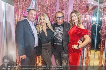 Beauty & Spa Opening - Palais Esterhazy, Wien - Di 14.01.2020 - Die Geissens (Carmen und Robert GEISS), Markus WISCHENBART, Carm17