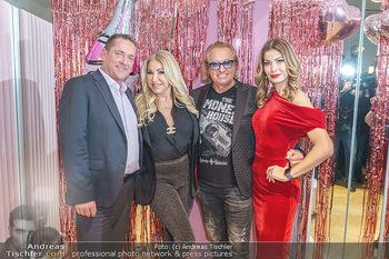 Beauty & Spa Opening - Palais Esterhazy, Wien - Di 14.01.2020 - Die Geissens (Carmen und Robert GEISS), Markus WISCHENBART, Carm18