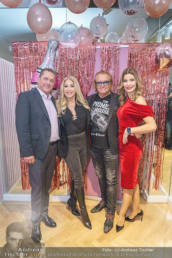 Beauty & Spa Opening - Palais Esterhazy, Wien - Di 14.01.2020 - Die Geissens (Carmen und Robert GEISS), Markus WISCHENBART, Carm19