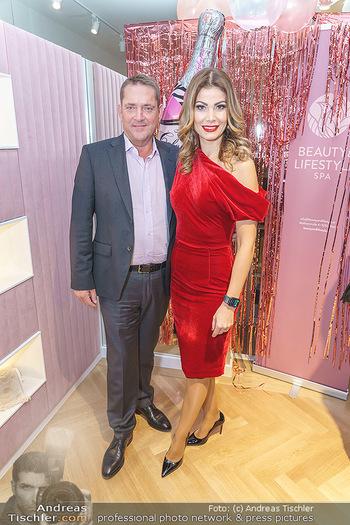 Beauty & Spa Opening - Palais Esterhazy, Wien - Di 14.01.2020 - Markus WISCHENBART, Carmen KNOR (STAMBOLI)20