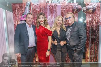Beauty & Spa Opening - Palais Esterhazy, Wien - Di 14.01.2020 - Die Geissens (Carmen und Robert GEISS), Markus WISCHENBART, Carm22