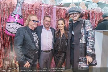 Beauty & Spa Opening - Palais Esterhazy, Wien - Di 14.01.2020 - Markus WISCHENBART, Robert GEISS, Henrieta ZANONI, Niko NIKO27