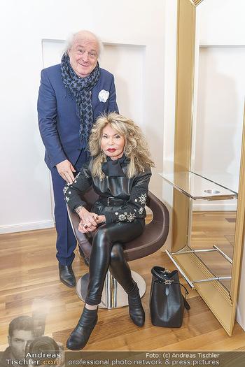 Beauty & Spa Opening - Palais Esterhazy, Wien - Di 14.01.2020 - Friedrich und Jeannine SCHILLER37