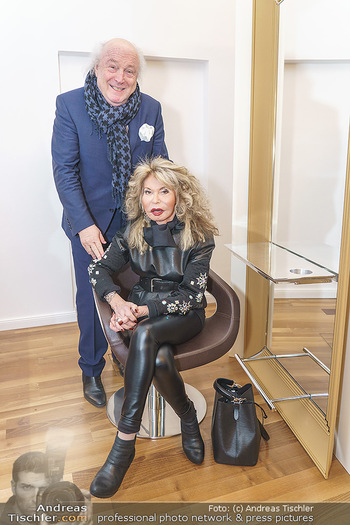 Beauty & Spa Opening - Palais Esterhazy, Wien - Di 14.01.2020 - Friedrich und Jeannine SCHILLER38