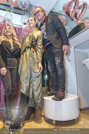 Beauty & Spa Opening - Palais Esterhazy, Wien - Di 14.01.2020 - Die Geissens (Carmen und Robert GEISS), Beatrice KÖRMER48