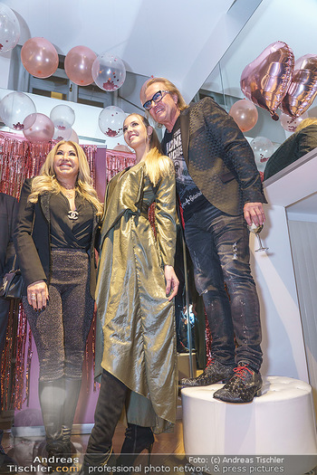 Beauty & Spa Opening - Palais Esterhazy, Wien - Di 14.01.2020 - Die Geissens (Carmen und Robert GEISS), Beatrice KÖRMER49
