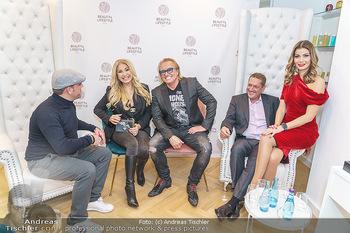 Beauty & Spa Opening - Palais Esterhazy, Wien - Di 14.01.2020 - Die Geissens (Carmen und Robert GEISS), Markus WISCHENBART, Carm54
