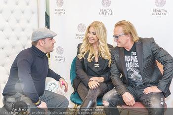 Beauty & Spa Opening - Palais Esterhazy, Wien - Di 14.01.2020 - Die Geissens (Carmen und Robert GEISS), Christian SINEMUS57