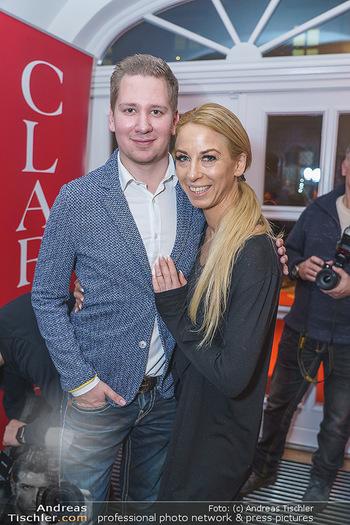 Beauty & Spa Opening - Palais Esterhazy, Wien - Di 14.01.2020 - Clemens TRISCHLER, Yvonne RUEFF60