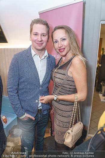 Beauty & Spa Opening - Palais Esterhazy, Wien - Di 14.01.2020 - Clemens TRISCHLER, Ekaterina MUCHA61