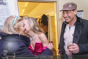 Nina Proll Premiere - Rabenhof Theater, Wien - Di 14.01.2020 - Gregor BLOEB, Nina PROLL mit Mutter Dagmar GROSS8