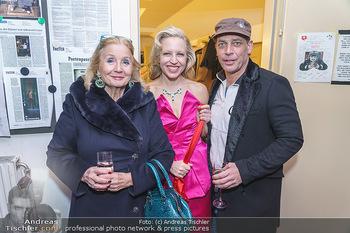 Nina Proll Premiere - Rabenhof Theater, Wien - Di 14.01.2020 - Gregor BLOEB, Nina PROLL mit Mutter Dagmar GROSS10