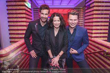 Nina Proll Premiere - Rabenhof Theater, Wien - Di 14.01.2020 - Adi WEISS, Michael LAMERANER, Pia BARESCH23
