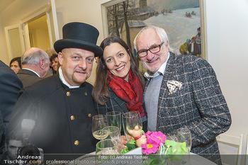 Neujahrsempfang - Hilfe-im-eigenen-Land Office - Mi 15.01.2020 - Rauchfangkehrer, Michael SCHOTTENBERG mit Freundin Claire8