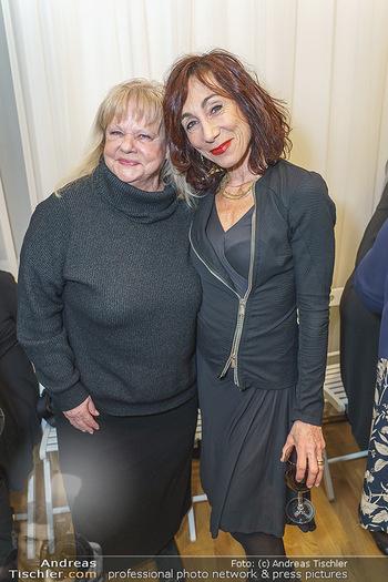 Neujahrsempfang - Hilfe-im-eigenen-Land Office - Mi 15.01.2020 - Marianne MENDT, Andrea ECKERT10