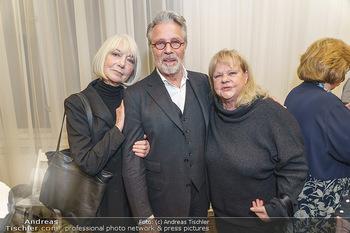 Neujahrsempfang - Hilfe-im-eigenen-Land Office - Mi 15.01.2020 - Erika PLUHAR, Adi HIRSCHAL, Marianne MENDT16