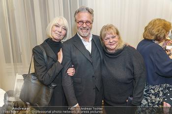Neujahrsempfang - Hilfe-im-eigenen-Land Office - Mi 15.01.2020 - Erika PLUHAR, Adi HIRSCHAL, Marianne MENDT17