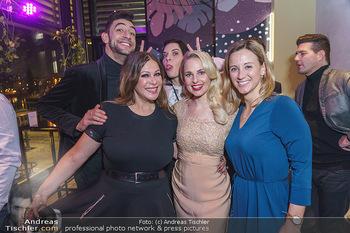 Dancing Stars 2020 - Klyo Urania, Wien - Do 16.01.2020 - Natalia USHAKOVA, Silvia SCHNEIDER, Michaela KIRCHGASSER, Conny 1