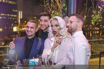 Dancing Stars 2020 - Klyo Urania, Wien - Do 16.01.2020 - Marcos NADER, Dimitar STEFANIN, Tamara MASCARA, Florian VANA10