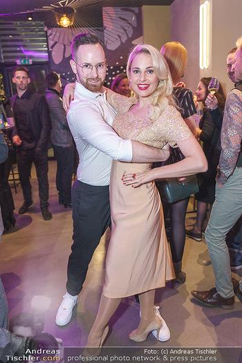 Dancing Stars 2020 - Klyo Urania, Wien - Do 16.01.2020 - Florian VANA, Silvia SCHNEIDER20