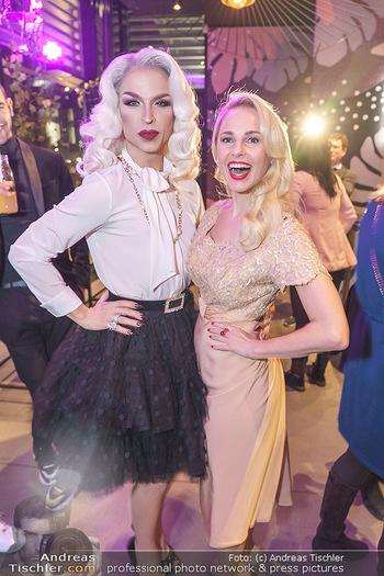 Dancing Stars 2020 - Klyo Urania, Wien - Do 16.01.2020 - Tamara MASCARA, Silvia SCHNEIDER22