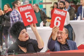 Heute Opernballprinzessin - Lugner City, Wien - Mo 20.01.2020 - Richard LUGNER, Andrea BUDAY17