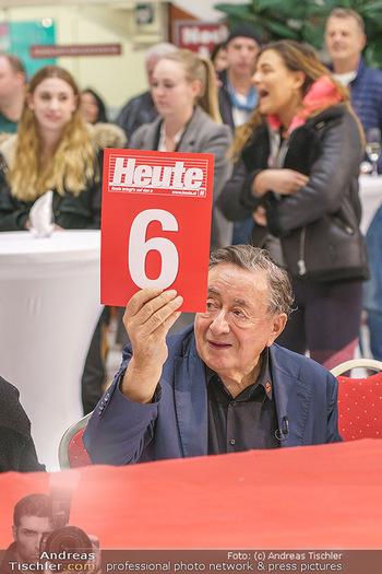 Heute Opernballprinzessin - Lugner City, Wien - Mo 20.01.2020 - Richard LUGNER18