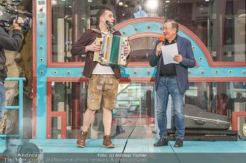 Heute Opernballprinzessin - Lugner City, Wien - Mo 20.01.2020 - Richard LUGNER, Hansi BERGER21