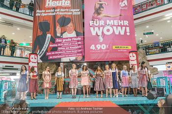 Heute Opernballprinzessin - Lugner City, Wien - Mo 20.01.2020 - Teilnehmerinnen im Dirndl26
