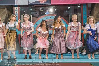 Heute Opernballprinzessin - Lugner City, Wien - Mo 20.01.2020 - Teilnehmerinnen im Dirndl28