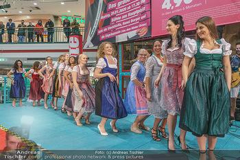 Heute Opernballprinzessin - Lugner City, Wien - Mo 20.01.2020 - Teilnehmerinnen im Dirndl29