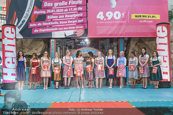 Heute Opernballprinzessin - Lugner City, Wien - Mo 20.01.2020 - 44