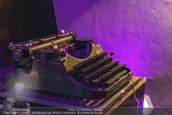 Premiere ´Babylon Berlin´ - Kattus Sektkellerei, Wien - Di 21.01.2020 - Alte Schreibmaschine8
