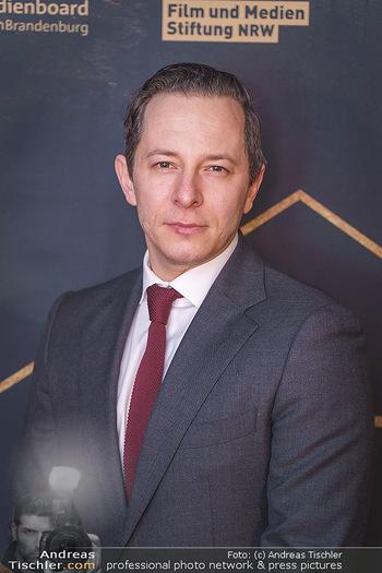 Premiere ´Babylon Berlin´ - Kattus Sektkellerei, Wien - Di 21.01.2020 - Trystan PÜTTER (Portrait)47
