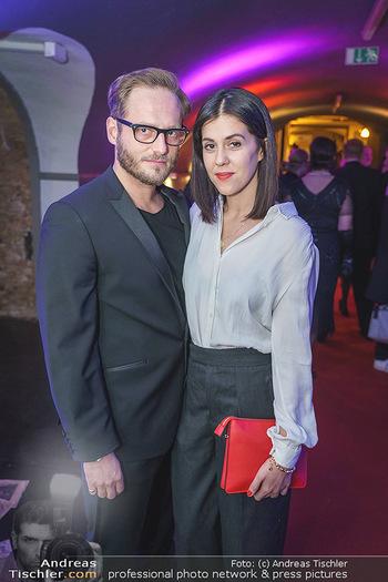 Premiere ´Babylon Berlin´ - Kattus Sektkellerei, Wien - Di 21.01.2020 - Daniela GOLPASHIN mit Ehemann Dominik69