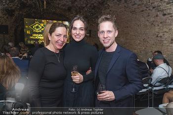 Premiere ´Babylon Berlin´ - Kattus Sektkellerei, Wien - Di 21.01.2020 - Susi STACH, Verena ALTENBERGER, Markus FREISTÄTTER90
