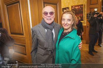 Karajan Buchpräsentation - Musikverein Wien - Mi 22.01.2020 - Isabell KARAJAN, Michael HELTAU6